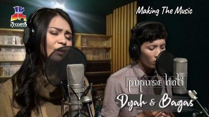 Dyah & Bagas - Pupuse Hati (Kuncup Hati Layu Pasti) Making The Music