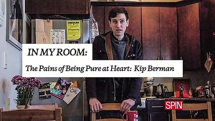In My Room: Kip Berman The Pains of Being Pure at Heart