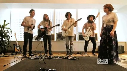 """SPIN Sessions: Grouplove """"Colours"""""""