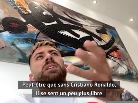"Real Madrid - Ménez : ""Benzema est plus libre de s'exprimer sans Cristiano Ronaldo"""