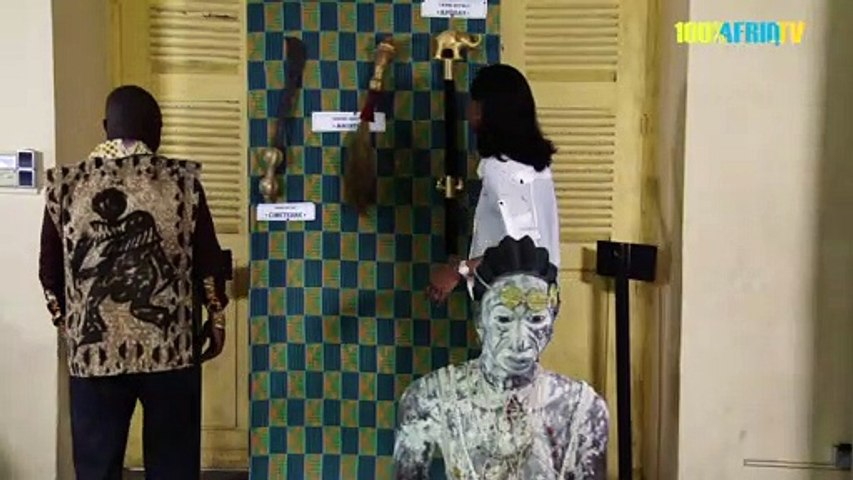 Musée BASSAM-Le passage de la fille à la  femme au Nord de la côte d'Ivoire