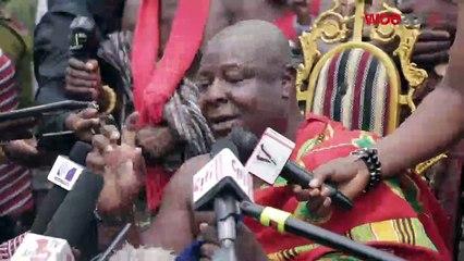 Le chef du village d'Aflaou interpelle Nana Akufo-Addo sur la militarisation de la frontière Ghana-Togo
