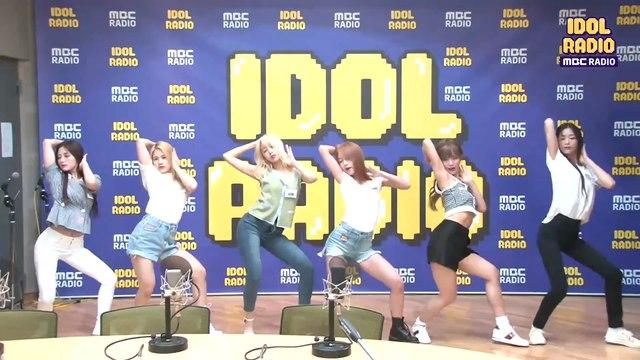 [IDOL RADIO] NATURE 'Girls' 20200701