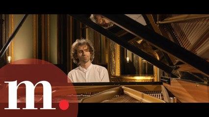 Alexandre Kantorow - Brahms: Piano Sonata No. 3 to an Empty Concert Hall