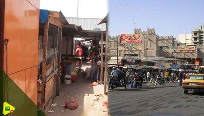 """""""Si les commerçants de Sandaga persistent à y rester, c'est nous-mêmes qui irons les cueillir"""""""