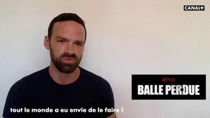 Balle Perdue - Souvenirs de tournage cinéma par Alban Lenoir