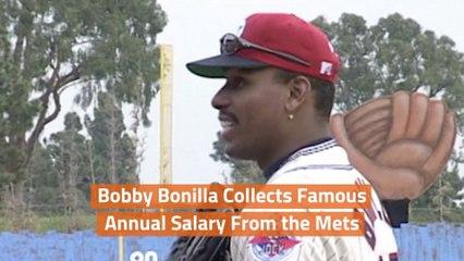 Bobby Bonilla's Salary
