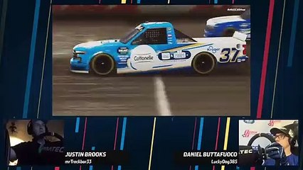 eNASCAR Heat Pro League races on dirt for first time