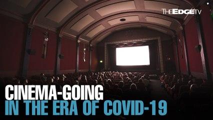 NEWS: Cinemas adjust to a Covid-19 world