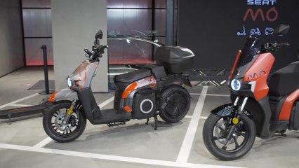 SEAT presenta SEAT MÓ, su nueva marca de movilidad urbana, en la inauguración oficial de CASA SEAT