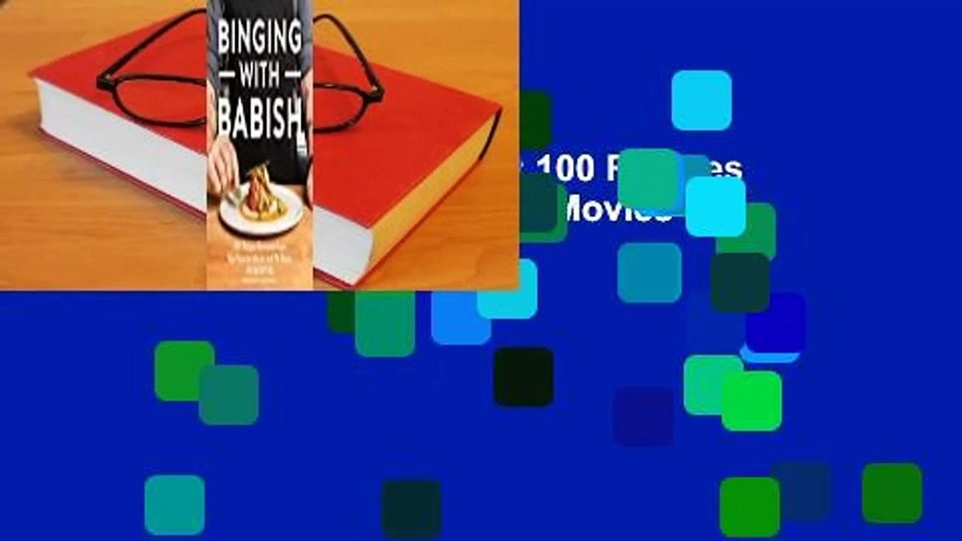 [Read] Binging with Babish: 100 Recipes Recreated from Your Favorite Movies and TV Shows Complete