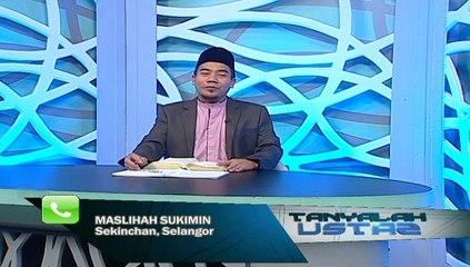 Tanyalah Ustaz (2014)   Episod 276