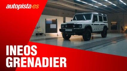 Ineos Grenadier: nace un nuevo 4x4 total