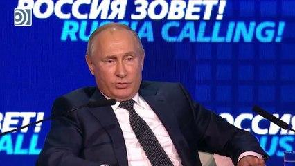 Putin podría mantenerse en el poder hasta 2036