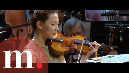 Clara-Jumi Kang offers an engrossing performance of Tchaikovsky's Violin Concerto at TCH15 final
