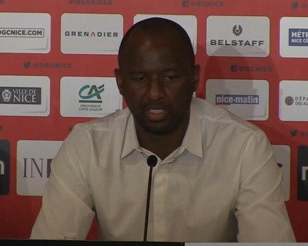 Nice - Vieira dresse les qualités de Bambu