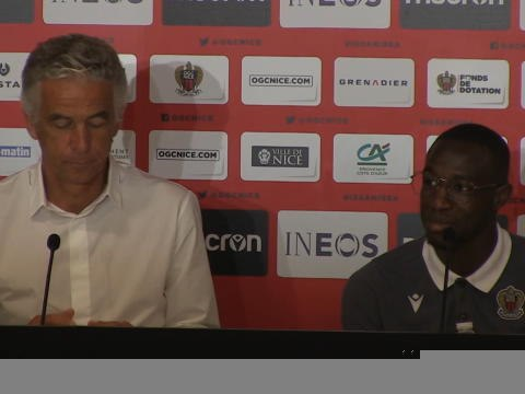 Nice - Hassane Kamara explique son choix