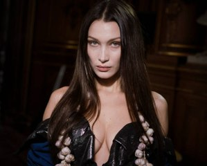 Bella Hadid Is the Face of the New Calvin Klein Swim Collection