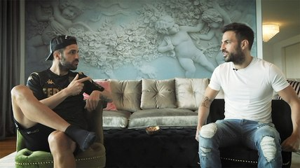 Best interview ever for Cesc, by Cesc Fabregas
