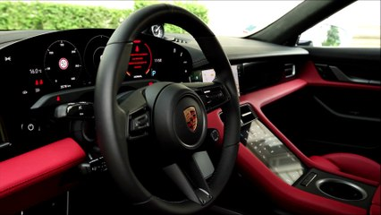 Porsche Taycan Turbo S (2020) - Présentation/essai