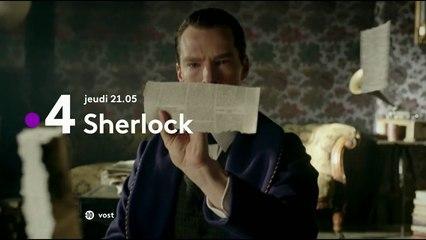Sherlock : L'effroyable mariée - Bande annonce
