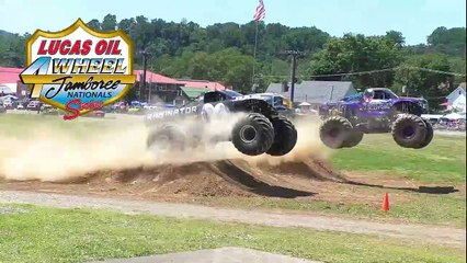 2020 33rd Annual Summer 4-Wheel Jamboree Nationals, July 10-12