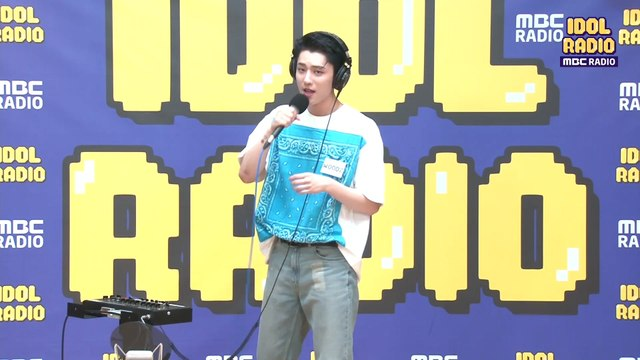 [IDOL RADIO] WOODZ 'Love Me Harder' 20200702