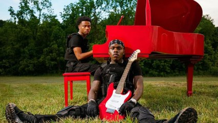 """How DaBaby & Roddy Ricch Fought Zombies In The """"ROCKSTAR"""" Music Video"""