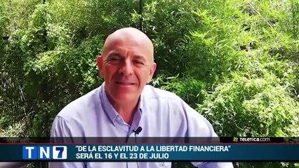 Nota Telenoticias -Talleres virtuales le ofrecen al público guía práctica para sus finanzas personales