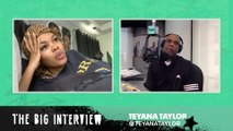 Teyana Taylor Shares The Backstory of The Album