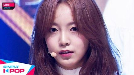 [Simply K-Pop] NATURE(네이처) - Girls(어린애) _ Ep.421