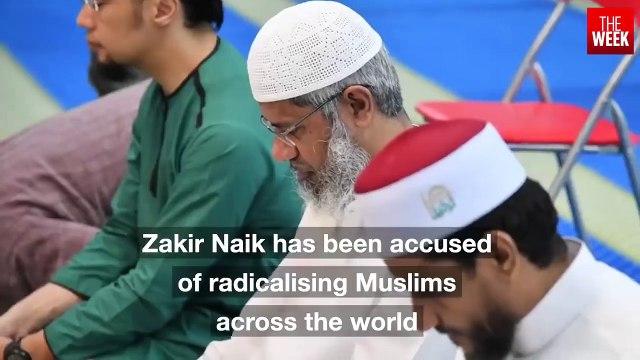 Zakir Naik challenges Modi to debate on Hinduism – THE WEEK