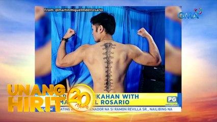 Unang Hirit: Morning chikahan at workout with Kapuso hunk Martin del Rosario
