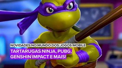 Novidades no mundo dos jogos mobile