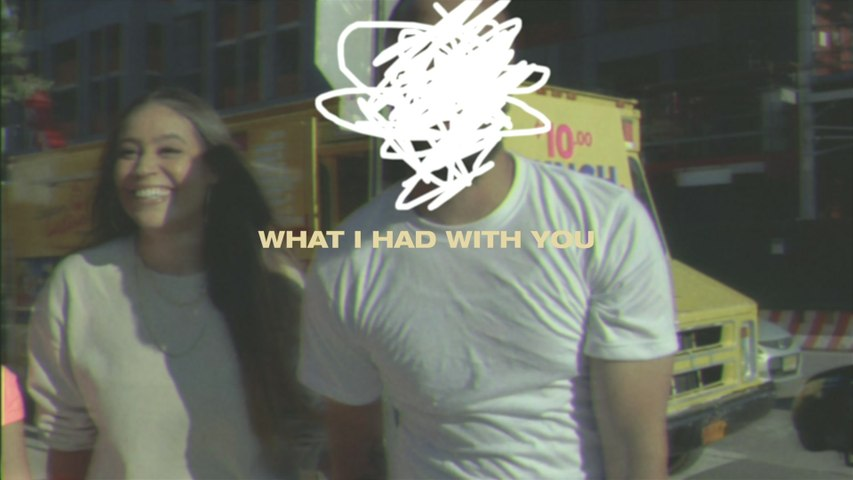Angie Rose - What I Had With You