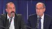 """Remaniement, réforme des retraites... """"le 8h30 franceinfo"""" avec Philippe Martinez et Éric Woerth"""