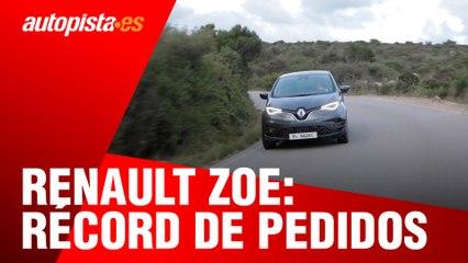 Renault Zoe: récord de pedidos en Europa