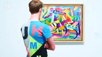 Pessoas que dão 'match' com obras de arte