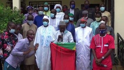 Conakry : le FNDC reporte sa marche du 8 juillet au 20 (communiqué)