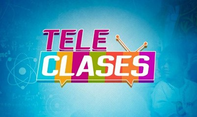 Teleclases de Educación Secundaria  - Miércoles 1 de Julio 2020