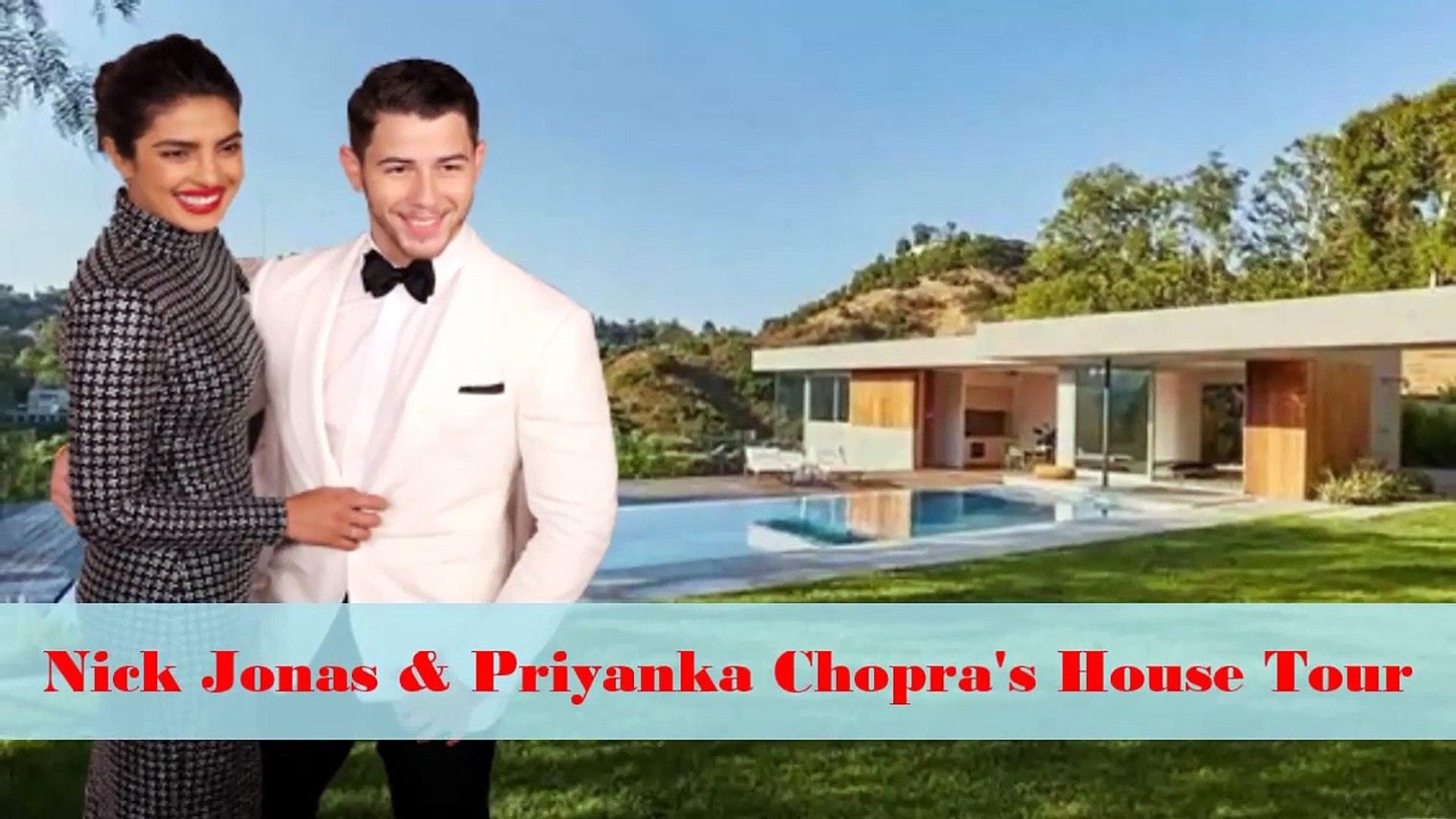priyanka chopra and nick jonas home