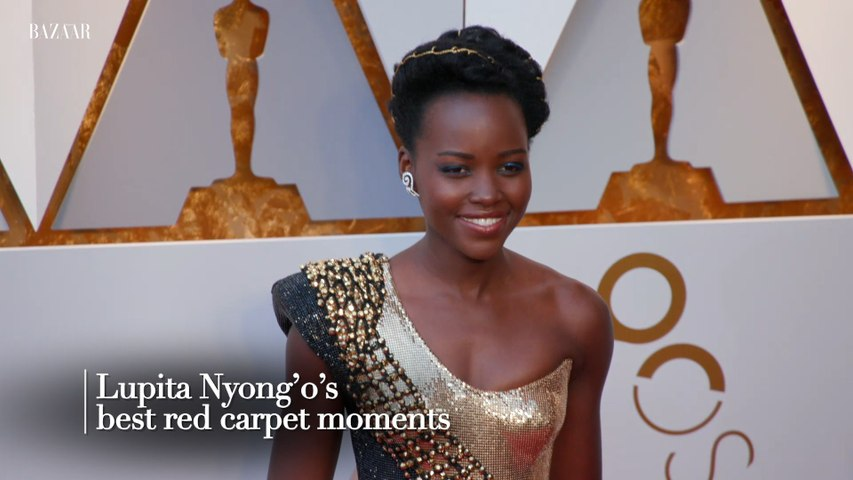 Lupita Nyong'o's Best Red Carpet Moments