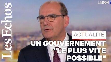 Jean Castex : ce qu'il faut retenir de sa première interview télévisée
