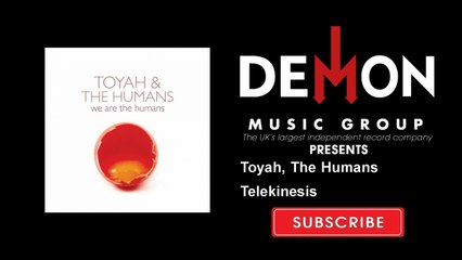 Toyah, The Humans - Telekinesis