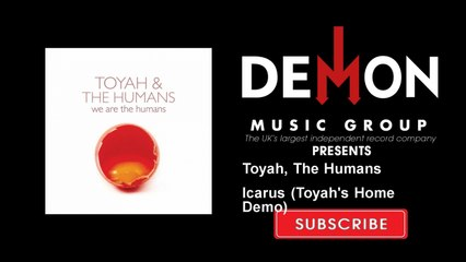 Toyah, The Humans - Icarus (Toyah's Home Demo)