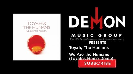 Toyah, The Humans - We Are the Humans (Toyah's Home Demo)