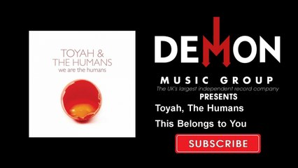 Toyah, The Humans - This Belongs to You