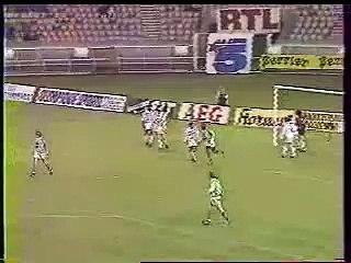 16/12/90 : Laurent Delamontagne (32') : Paris - Rennes (1-1)