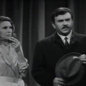 Le inchieste del commissario Maigret S3e3 Maigret e l'ispettore sfortunato Puntata 1 parte 1 (1968 sceneggiato RAI) Gino Cervi