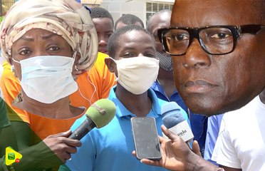 Kiosques sur le littoral : Le duel choc entre Aby Ndour et les jeunes de l'association Jadis